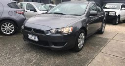 2009 Mitsubishi Lancer ES Spot Hatchback **Finance 38PW***