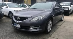 2008 Mazda 6 Sedan 5dr Spts Auto 5sp 2.5i (Finance $64pw*)