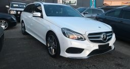 2013 Mercedes-Benz E-Class E250 CDI Estate 7st 5dr 7G-TRONIC + 7sp 2.1DTT
