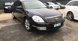 2008 Nissan Maxima ST-L Sedan  6sp 3.5i **Finance $59 PW**