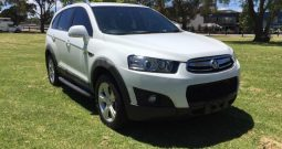 2011 Holden Captiva Wagon 7st Auto AWD 2.2 **FINANCE $69pw*