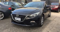 2014 Mazda 3 Hatchback 5dr SKYACTIV-MT 6sp 2.0