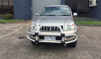 2003 Toyota Landcruiser Prado GXL Wagon 8st Auto 5sp 4×4 ( Finance $72pw* full