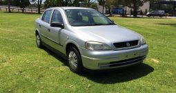 Holden Astra 2004 Sedan Auto 5sp 1.8 **Finance**