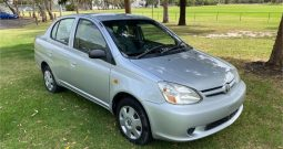 2004 Toyota Echo Sedan Auto 4sp 1.3l (finance-33pw)