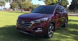 2015 Hyundai Tucson Highlander Wagon 5dr 7sp AWD 1.6T (*Finance $49pw*)