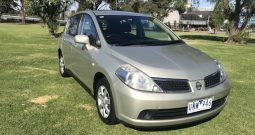 2006 Nissan Tiida ST Hatchback 5dr Auto 4sp 1.8 **Finance $55 PW**
