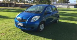 2006 Toyota Yaris Hatchback Manual (*Finance $58pw*)