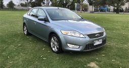 2008 Ford Mondeo LX Auto Pwrshift Diesel Wagon 2.3 (Finance $95pw*)