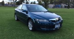 2006 Mazda 6 Classic Hatchback 5dr Auto 2.3i (Finance $55pw**)