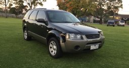 2004 Ford Territory LPG 7 seater Spts Auto  4.0i *Easy to Finance 60pw*