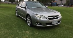 2009 Subaru Liberty 2.5i Sports Premium Sedan 6sp AWD (Finance $68PW)