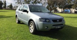 2008 Ford Territory Wagon Spts Auto 4.0i *Easy to Finance 65pw*