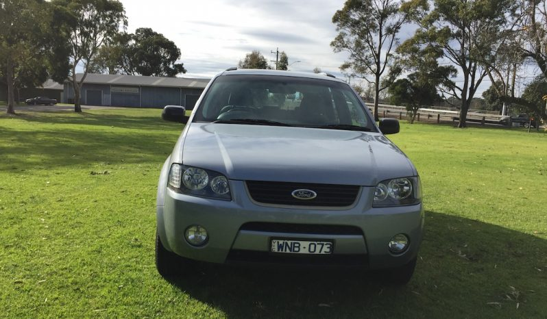 2008 Ford Territory Wagon Spts Auto 4.0i *Easy to Finance 65pw* full